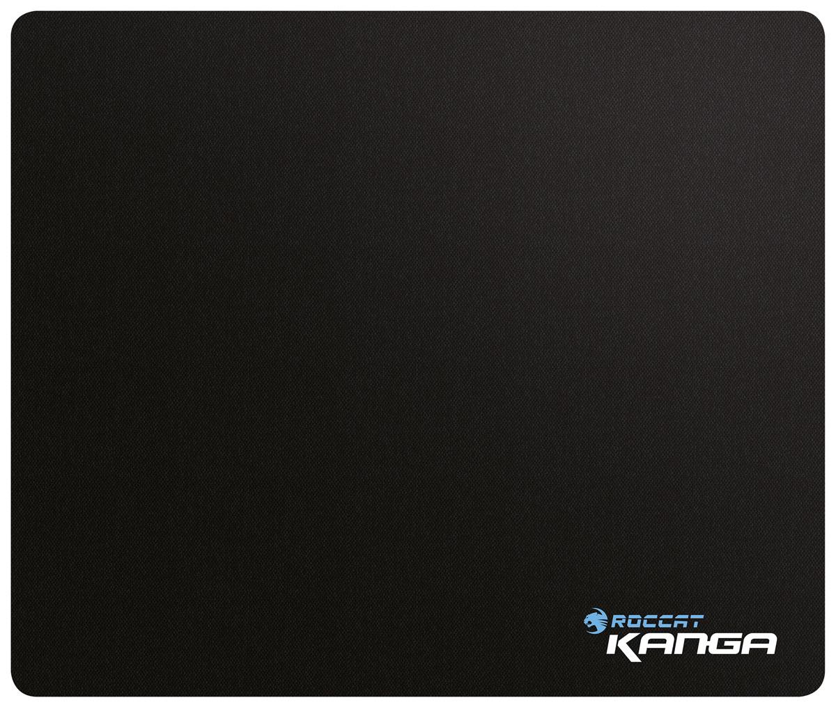 ROCCAT Kanga Mini игровой коврик для мышиROC-13-011Важнейший союзник вашей любимой игровой мыши, коврик Kanga на тканевой основе прошел целую серию испытаний экспертов ROCCAT, протестировавших на нем более 80 мышек. Комфортные размеры и приятная поверхность. Качественная волокнистая поверхность Kanga гарантирует идеальный баланс осей X-Y и полный контроль за движениями мыши. Прорезиненное основание обеспечивает идеальное сцепление с поверхностью, необходимое для надежного и точного управления. Коврик ROCCAT Kanga — идеальное комбо для вашей игровой мыши.