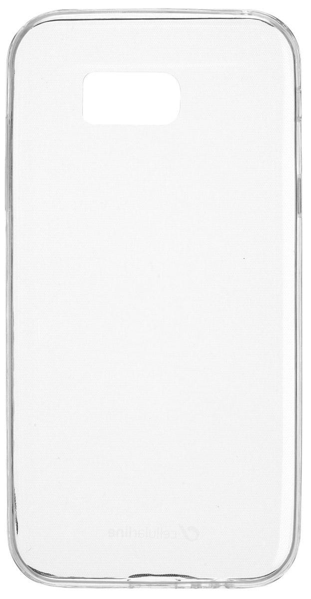 Cellular Line Fine чехол для Samsung Galaxy A7 (2017), ClearFINECGALA717TУльтратонкий силиконовый чехол Cellular Line Fine для Samsung Galaxy A7 (2017) предназначен для защиты устройства от механических повреждений и влаги. Имеет свободный доступ ко всем разъемам телефона.