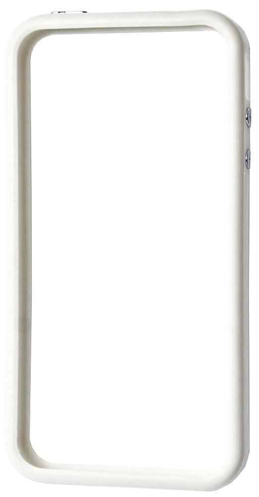 Liberty Project Bumpers чехол для Apple iPhone 4/4S, WhiteCD020788Бампер Liberty Project Bumpers для Apple iPhone 4/4S защитит ваш гаджет от механических повреждений. Чехол имеет свободный доступ ко всем разъемам и клавишам устройства.