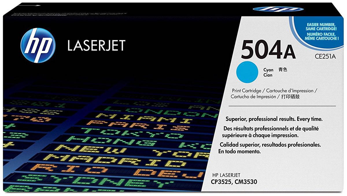 HP CE251A, Cyan тонер-картридж для Color LaserJet CP3525/CM3530CE251AУсовершенствованные голубые картриджи с тонером HP LaserJet с технологией HP ColorSphere обеспечивают получение быстрых и профессиональных результатов за короткое время. Надежная и последовательная печать — от обычных документов до рекламных материалов – и функции управления расходными материалами, которые экономят время. Усовершенствованный тонер HP ColorSphere удовлетворит широкий спектр требований и обеспечивает еще более высокий уровень глянца для ярких, насыщенных цветов. Великолепные результаты для любого типа печати – от ежедневной деловой документации до профессиональной рекламной продукции. Печать с оригинальными расходными материалами HP – это удобство, простота и экономичность. Возможность печати различных видов документов – от профессиональных многоцветных рекламных материалов до экономичных черно-белых страниц. Тонер HP ColorSphere и интеллектуальный картридж обеспечивают неизменно быстрые и высококачественные результаты. Бесперебойная...