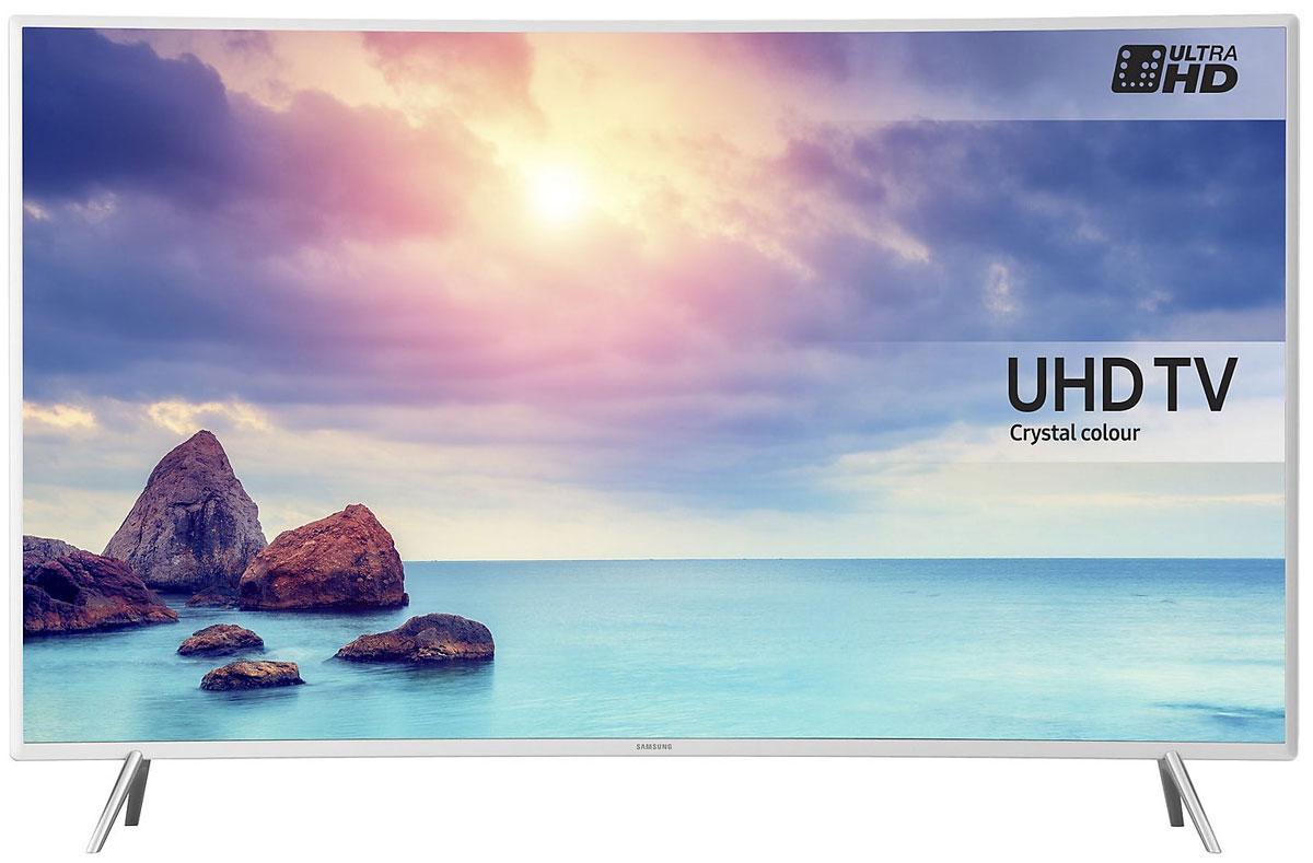 Samsung UE43KU6510UX телевизорUE43KU6510UXRUТелевизор Samsung UE43KU6510 с белой рамкой создает ощущение невесомости и прозрачности. Особая форма экрана делает комфортным просмотр фильмов и передач и увеличивает угол обзора. Функция HDR Premium обеспечивает более четкую видимость светлых участков изображения, тем самым увеличивая детализацию. Разрешение Ultra HD в 4 раза превосходит привычное Full HD. Оно позволяет добиться максимальной естественности. Сервис Smart Hub предоставляет доступ к трем разделам – социальным сетям, приложениям, а также фото, видео и музыке. При включении телевизора часто используемый контент загружается автоматически. Технология Samsung UHD Picture Engine конвертирует изображение низкого качества в Ultra HD всего за 4 шага, а Ultra Clean View убирает видимые шумы. UHD Dimming использует локальное затемнение для достижения большего контраста и четкости. Технология выводит изображения на новый уровень. За счет четырехъядерного процессора...