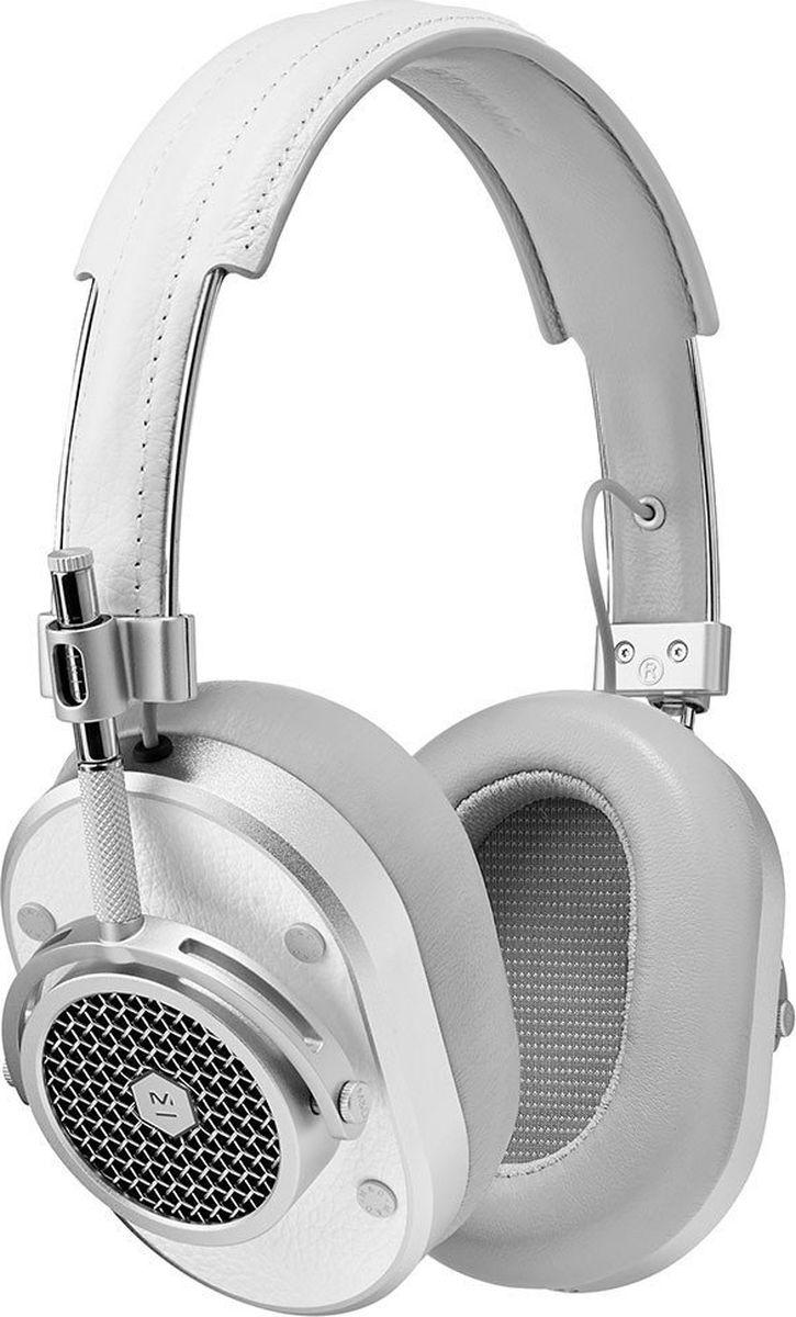Master & Dynamic MH40S5 наушники15119133Полноразмерные наушники Великолепный звук и отличная шумоизоляция Излучатели на неодимовых магнитах диаметром 45 мм Съемный кабель 3,5 мм с микрофоном и пультом Переходник на 6,3 мм в комплекте Импеданс 32 Ом Вес 360 г Сменные амбушюры разных цветов из запоминающего форму материала Нержавеющая сталь, алюминий, два вида кожи и плетеный кабель