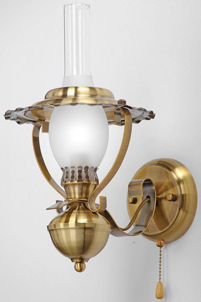 Светильник настенный Vitaluce, 1 х E14, 60W. V2502/1АV2502/1А