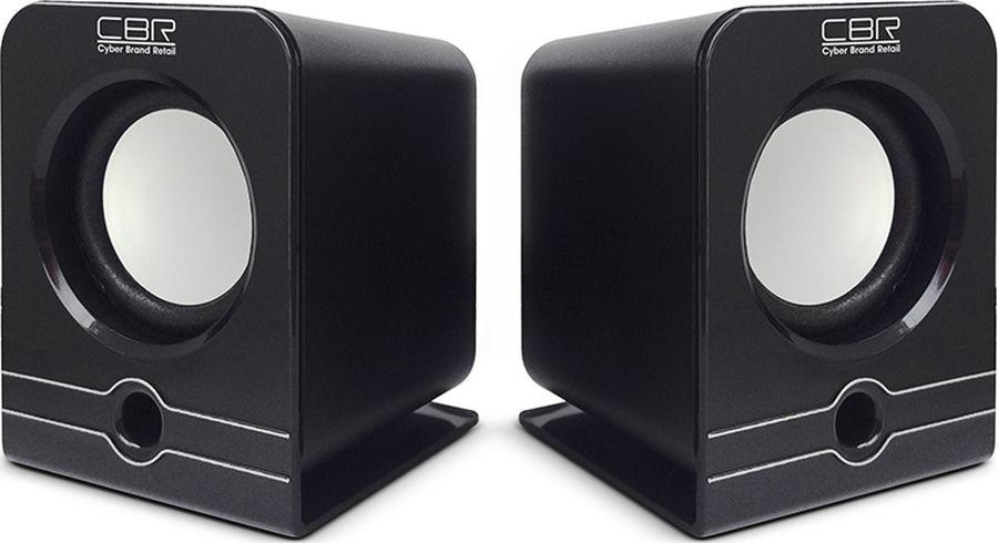 CBR CMS 303, Black акустическая системаCMS 303 BlackВыходная мощность RMS - 6 Вт (2 х 3) Диаметр динамиков - 3,2 см Частотный диапазон - 90-20000 Гц Отношение сигнал/шум - 60 дБ Материал корпуса - ABS-пластик Источник питания - USB-порт Интерфейс соединения - проводное 3,5 мм Регулятор громкости -Есть