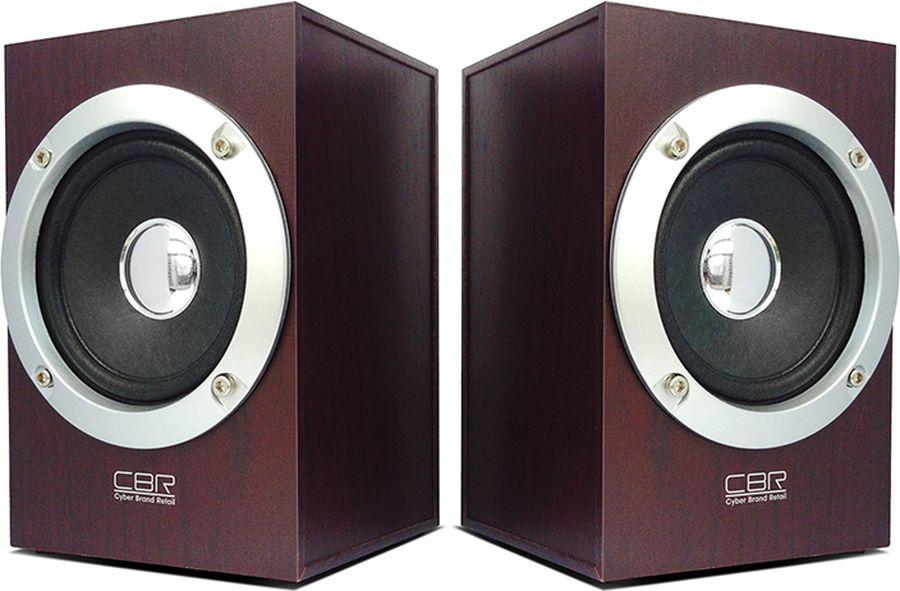 CBR CMS 650, Wooden акустическая системаCMS 650Выходная мощность RMS - 6 Вт (3 х 2) Диаметр динамиков - 5 см Частотный диапазон - 90-20000 Гц Отношение сигнал/шум - 60 дБ Материал корпуса - МДФ Источник питания - USB-порт Интерфейс соединения - проводное 3,5 мм Регулятор громкости - Есть Длина кабеля - 1 м