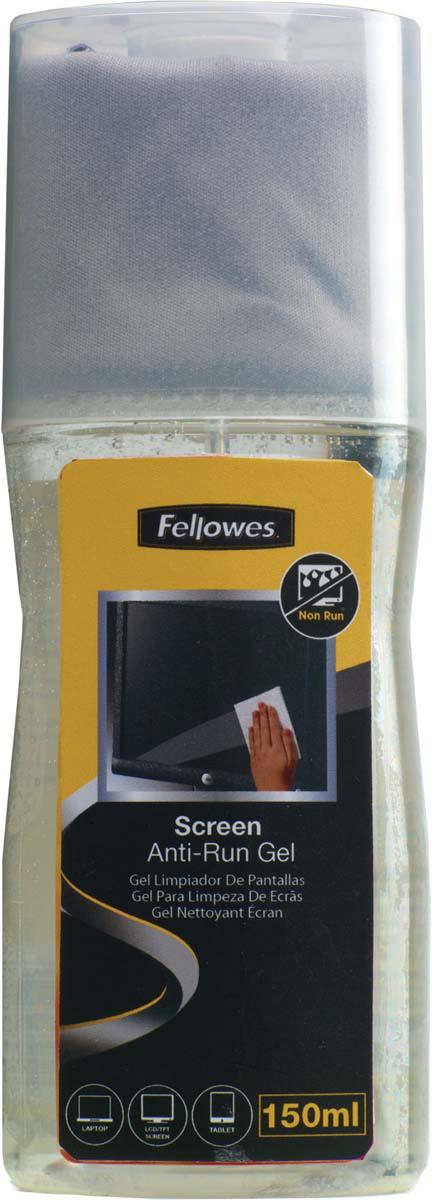 Fellowes FS-99079 чистящий гель для экранов + салфетка из микрофибры