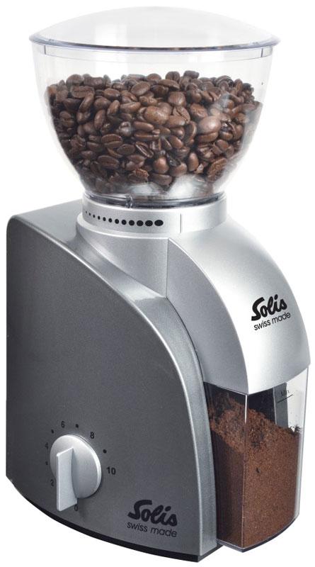 Solis Scala, Silver кофемолка