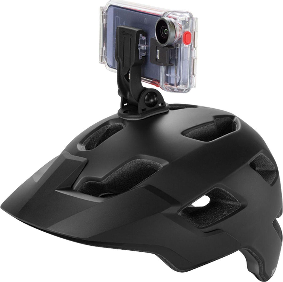 Optrix FS-94696, Black крепление для смартфона на шлемFS-94696В комплект входит все необходимое для крепления чехла Optrix к шлему: оригинальный скотч 3М™ и 2 изогнутых крепления. Страховочный тросик и стяжки для дополнительного крепления в неблагоприятных условиях. • Подходит для большинства шлемов • Входит 2 изогнутых крепления, страховочный тросик, стяжка, кронштейн • Легко удалить нагревая феном • Оригинальный скотч 3М™ промышленной прочности • Подходит ко всем чехлам Optrix by Body Glove