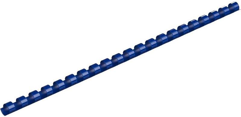 Fellowes FS-53451, Blue пружина для переплета, 6 мм (100 шт)FS-53451Пружина пластиковая. Обладает высокой упругостью на разжим, надежно удерживает листы в переплете. Возможно многократное использование. Предназначена для переплета всех видов документов.