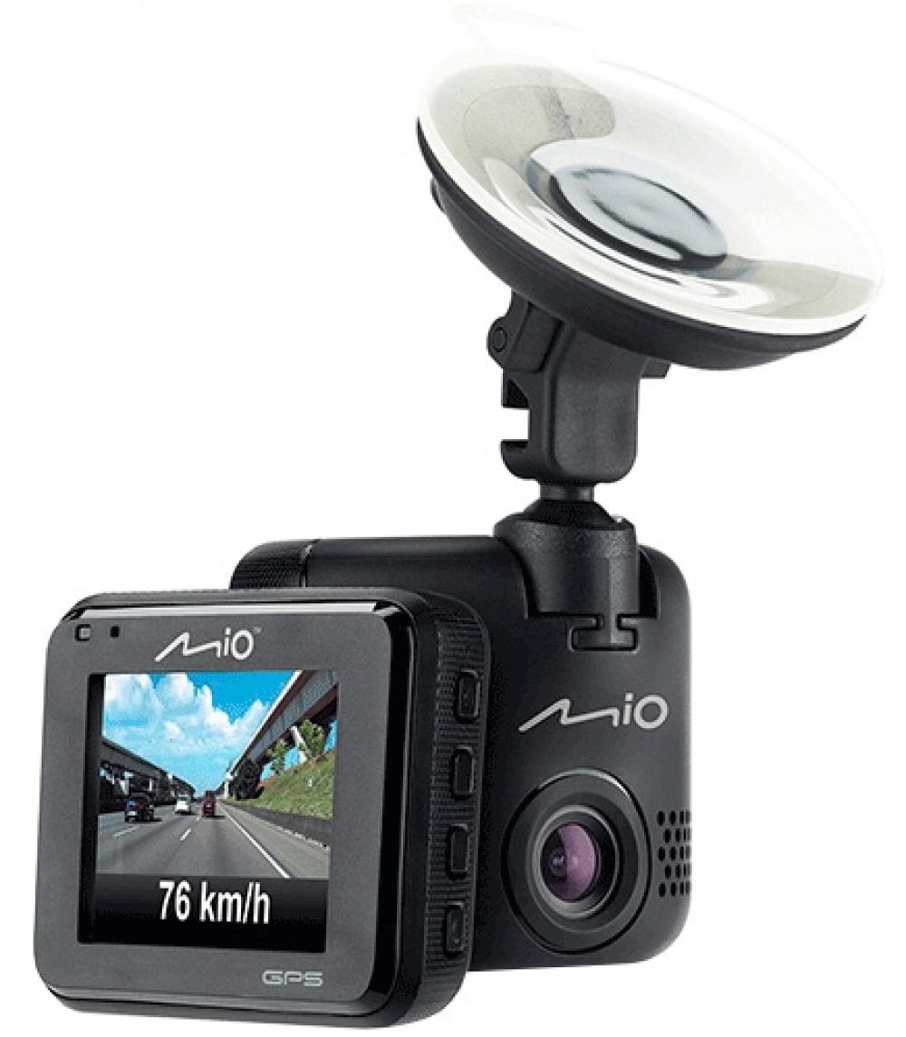 Mio MiVue C330, Black видеорегистратор5415N5300009Mio MiVue C330 - компактная модель с GPS приемником. Регистратор отображает дату, время, скорость и координаты сделанной записи, а также позволяет добавить государственный номер автомобиля, на котором установлен видеорегистратор. Наличие встроенного GPS приемника в видеорегистраторе, позволяет непрерывно записывать информацию о местоположении, скорости и высоте над уровнем моря, а так же предупреждать о приближении к камерам контроля скорости. Хранитель экрана (HUD) Чтобы не отвлекать вас во время вождения, на дисплее будет указана текущая скорость движения и точное время. При приближении к камерам контроля скорости, на экране появится предупреждение об ограничении. Ручная установка экспозиции видеорегистратора позволяет в сложных условиях освещённости, таких как снегопад или яркие солнечные лучи, регулировать яркость видео. При срабатывании датчика удара, видеорегистратор мгновенно начинает запись нестираемого видео для ...