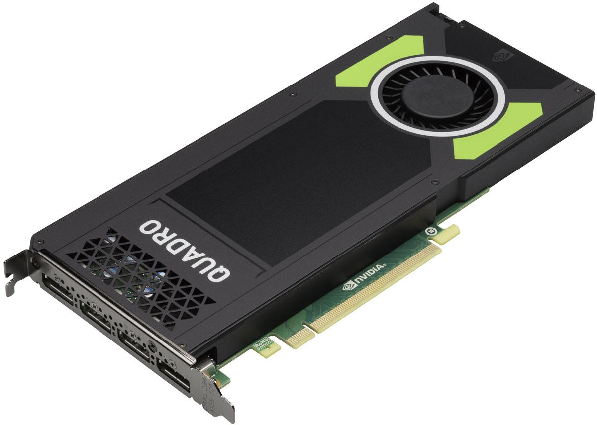 PNY NVIDIA Quadro M4000 8GB видеокартаVCQM4000-PBВидеокарта PNY NVIDIA Quadro M4000 обеспечивает невероятные творческие возможности в профессиональных приложениях для работы с 3D графикой. Наслаждайтесь исключительной точностью и фотореализмом в вашем творческом процесса с помощью технологии NVIDIA Iray достигая новых уровней интерактивного рендеринга. В основе видеокарты лежит графический процессор NVIDIA Quadro M4000. Также в ней реализована однослотовая система охлаждения. Видеокарта оснащена 8 гигабайтами памяти GDDR5 (с интерфейсом шины памяти 256-бит) – с ее помощью результаты обработки даже самых больших объемов данных не заставят себя ждать.