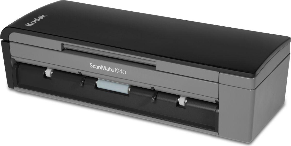 Kodak ScanMate i940 сканер1960988Сканер Kodak ScanMate i940 (Цветной, двухсторонний, ADF 20 листов, А4, 20 стр/мин, арт. 1960988)