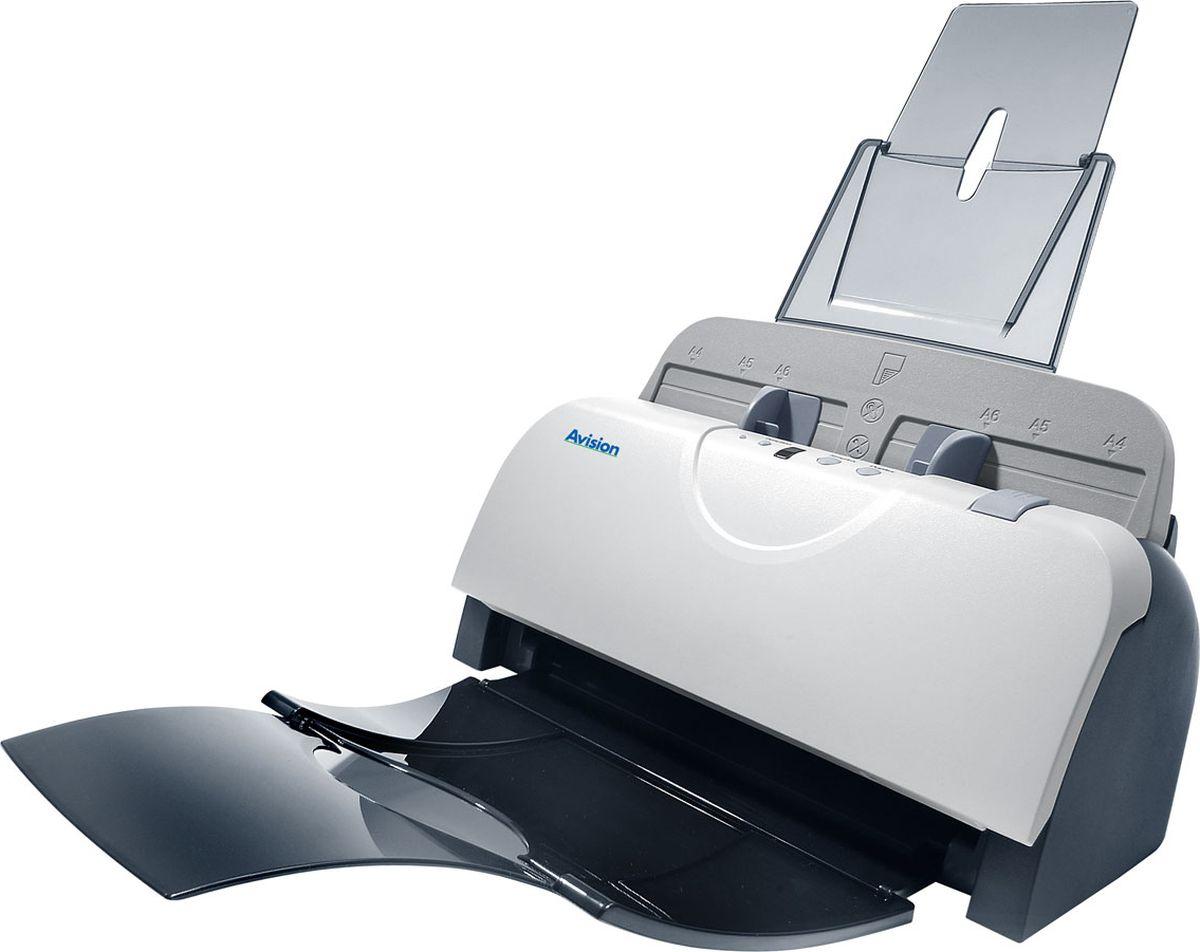 Avision AD125 сканер000-0746B-07GСканер Avision AD125