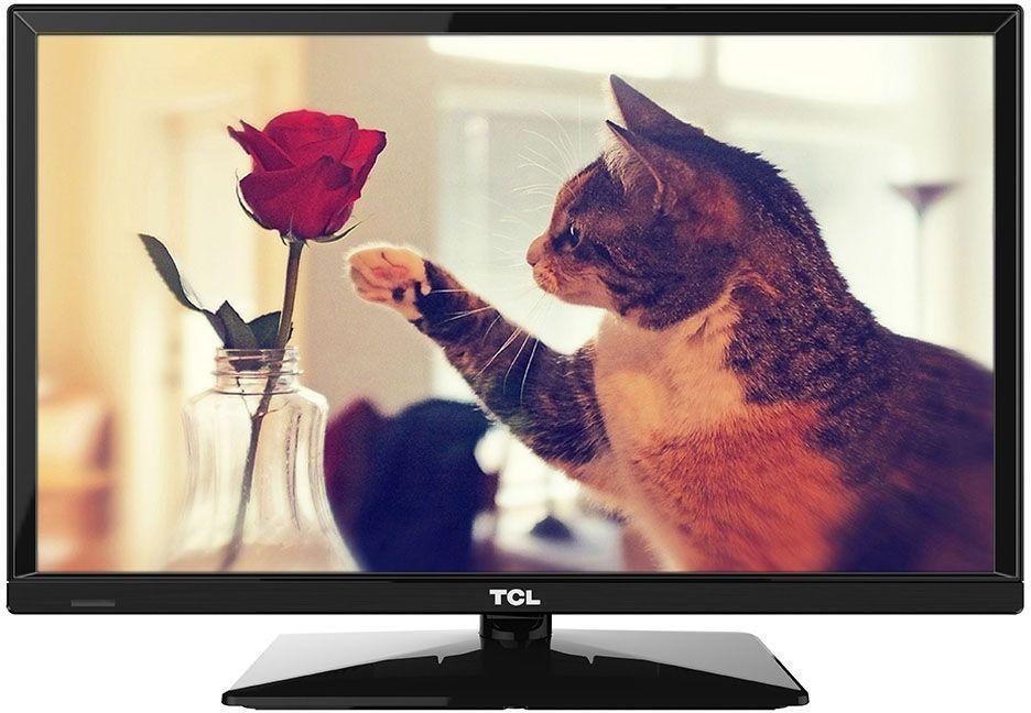 TCL LED24D2710, Black телевизорLED24D2710