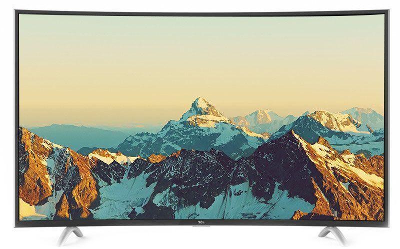 TCL L48P1FS, Black телевизорL48P1FS