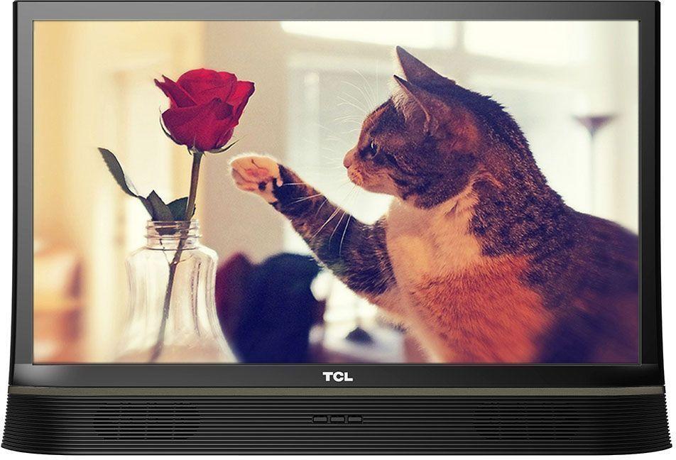 TCL LED24D2900S, Black телевизорLED24D2900S