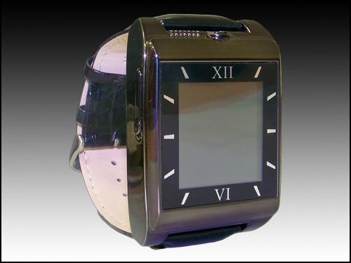 Часы - Мобильный телефон Watchtech V 5 в компактном корпусе спортивных часов