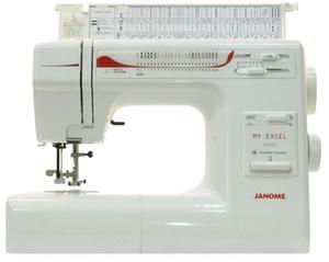 Janome My Excel W23U швейная машина