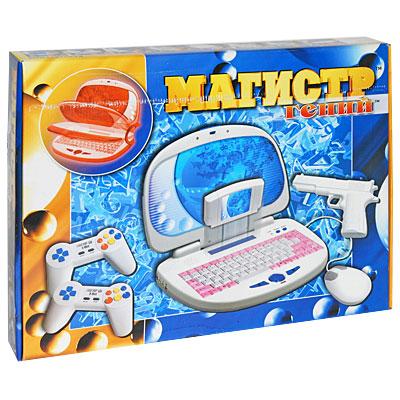 Игровая приставка Магистр Гений (8 bit)
