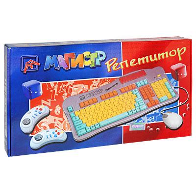 Игровая приставка Магистр Репетитор (8 bit)