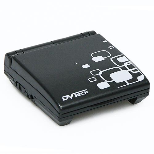 Игровая приставка DVTech Pocket, черная. 150 встренных игр ( 4601250320014 )