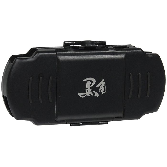Защитный чехол Black Horns Luxury для Sony PSP 2000/3000 (черный)
