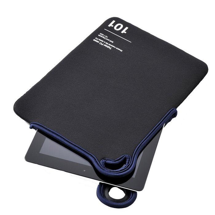 Elecom Neoprene Sleeve для Tablet PC 10.1, Black