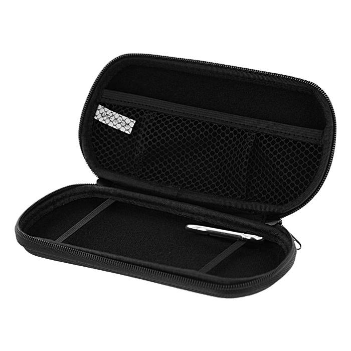 Защитная сумка ARTPLAYS EVA Pouch Fiber для PSP E1008 Street/3000 (цвет: черный)