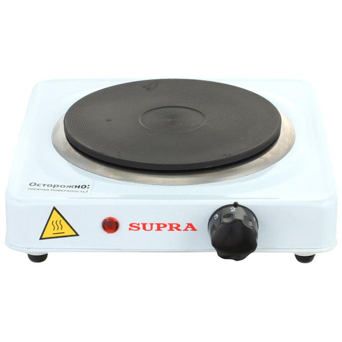 Supra HS-101, White электроплитка
