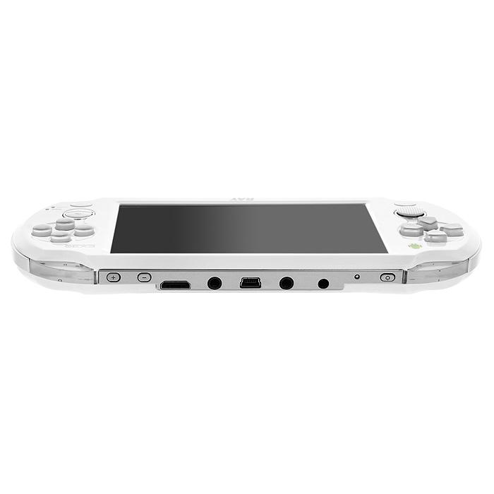 Портативная игровая консоль EXEQ Ray (белая) ( MP-1021 )