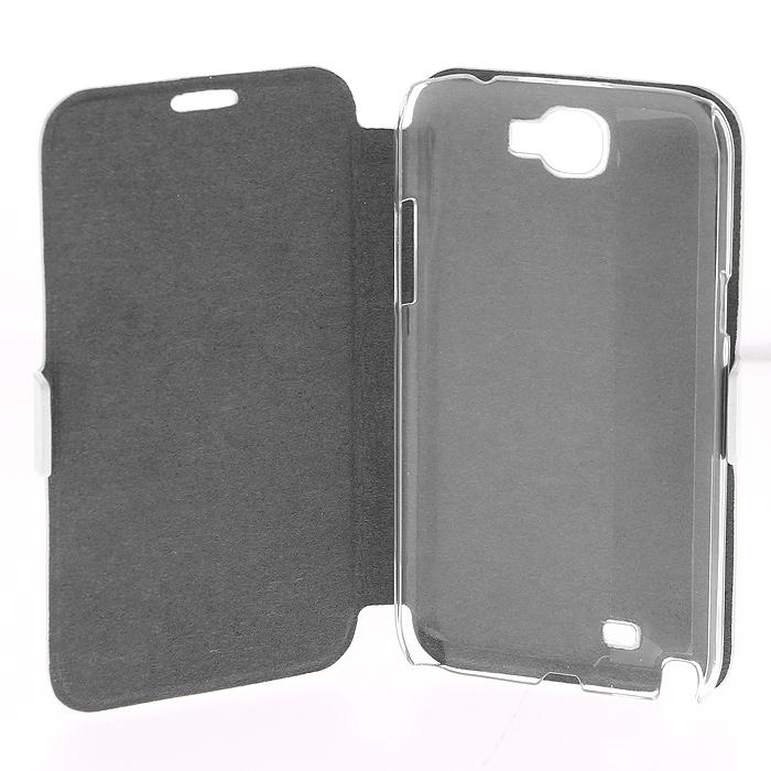 Untamo Timber чехол для Samsung Galaxy Note II, Ermin White (UTIMBNOT2EWH)