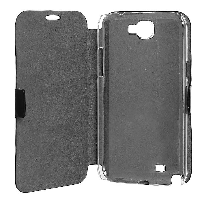 Untamo Timber чехол для Samsung Galaxy Note II, Black (UTIMBNOT2BL)