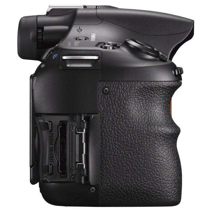 Sony Alpha SLT-A58M Kit 18-135 mm SAM, Black