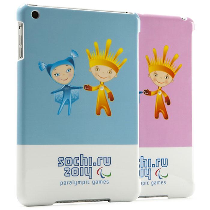 Сочи 2014 PAR-IPMH, Pink чехол-накладка для iPad mini  iPad mini Retina display