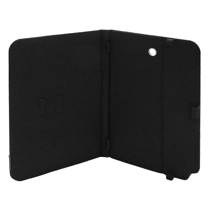"Vivacase жаккардовая чехол-обложка для Samsung Galaxy Note 8"" (N5100/5110), Black"
