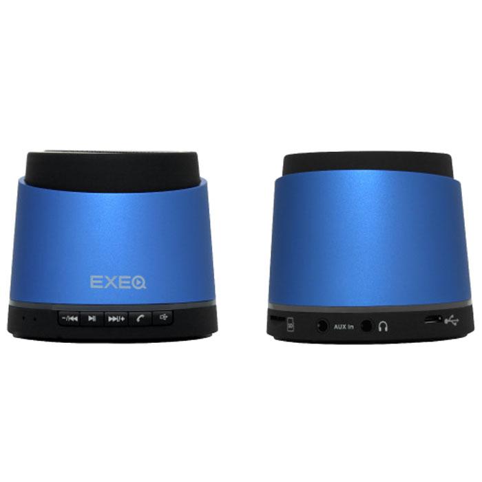 EXEQ SPK-1205, Blue портативная акустическая система ( SPK-1205 blue )