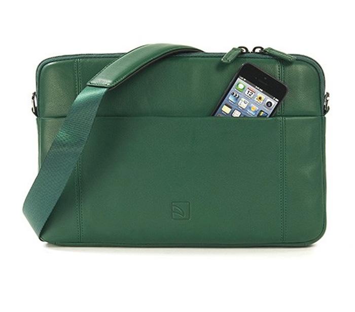 "Tucano One Premium cумка для ноутбука 11"", Green ( TC_NB_BFOP11-VS )"