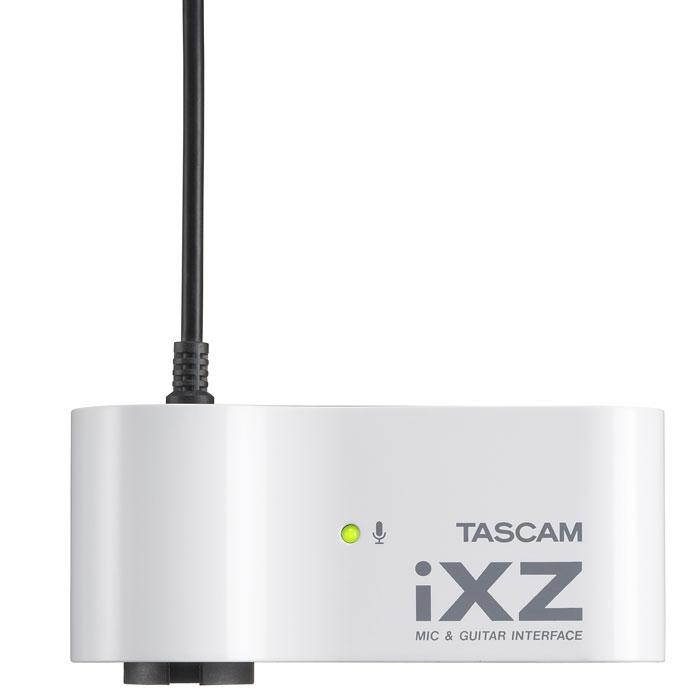 Tascam IXZ аудиоинтерфейс для iOS-устройств