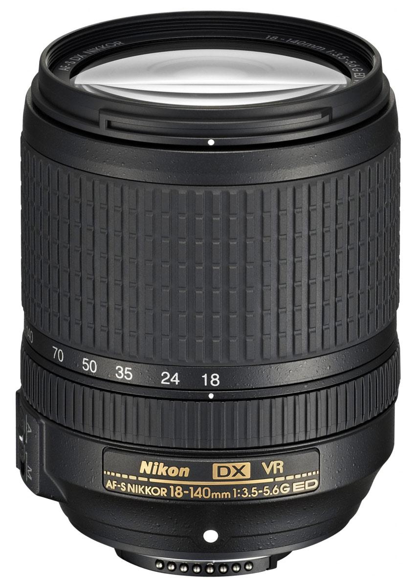 Nikon D7100 Kit 18-140 VR цифровая зеркальная камера
