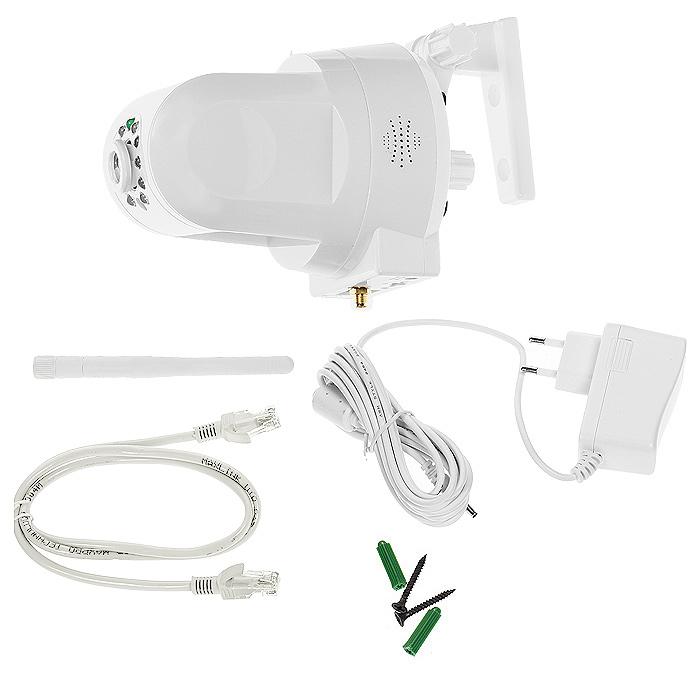 Falcon FE-MTR1300, White беспроводная IP-камера