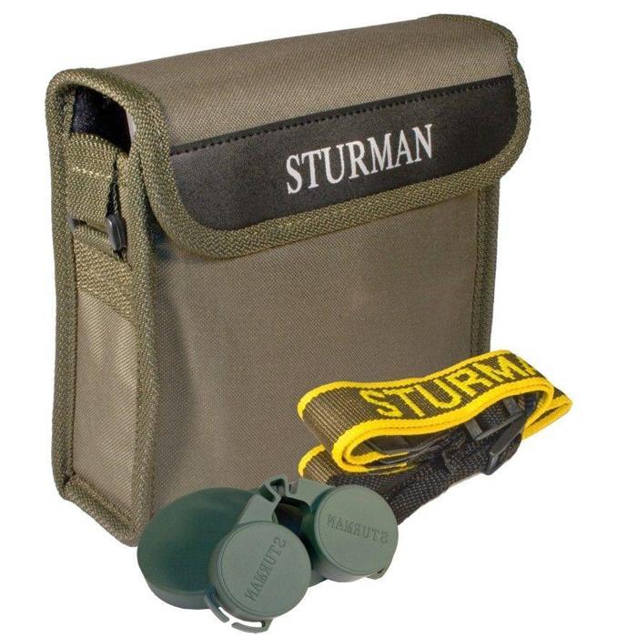 Sturman 10x50 бинокль, цвет: зеленый ( 1223 )