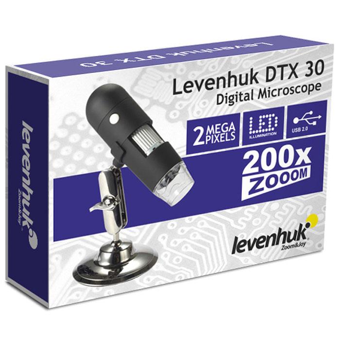 Levenhuk DTX 30 микроскоп