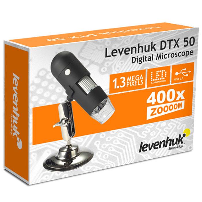 Levenhuk DTX 50 микроскоп