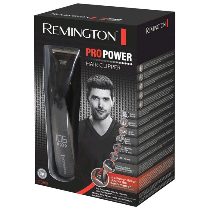 Remington HC5800 ProPower набор для стрижки