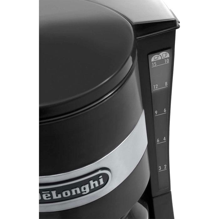 DeLonghi ICM 15210, Black капельная кофеварка