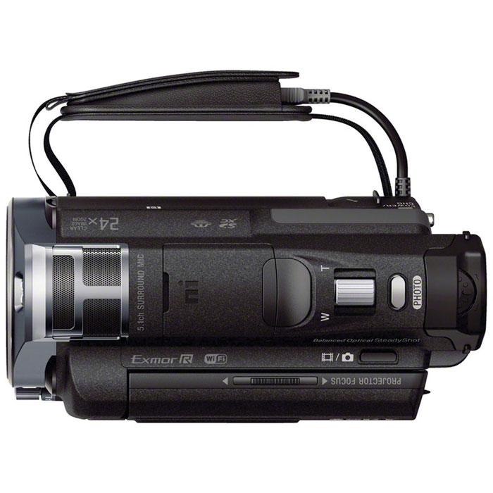 Sony HDR-PJ810E, Black видеокамера