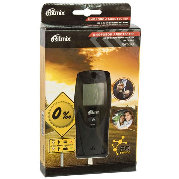Ritmix RAT-701 алкотестер ( 15116450 )