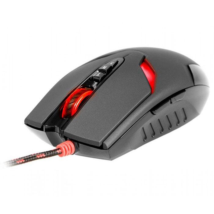 A4Tech Bloody V4M, Black игровая мышь ( V4M )