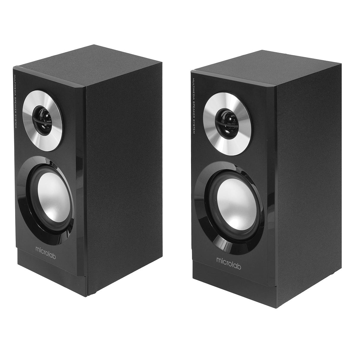 Microlab M880, Black акустическая система ( SM-880 Black )