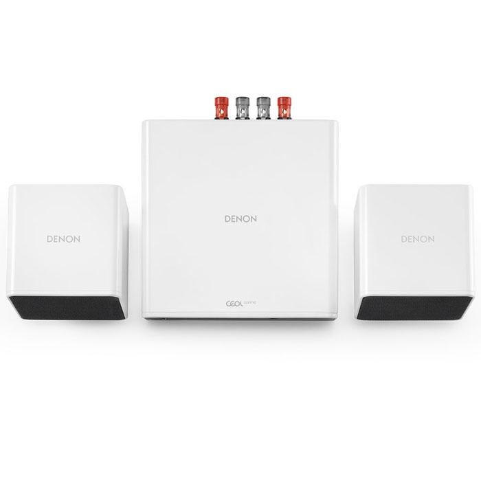 Denon CEOL Carino (N2), White микросистема ( CEOL Carino (N2), White )